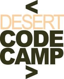 Desert Code Conference Logo Design design by Cincinnati Graphic Artist Gabriel Utasi